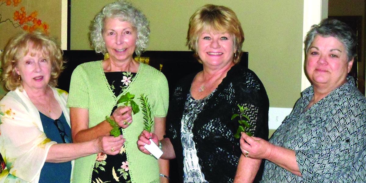 Simpsonville Garden Club Celebrates Award-Winning Year - The