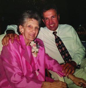 Mary Ann Kandravy Gecy and Bob Gecy