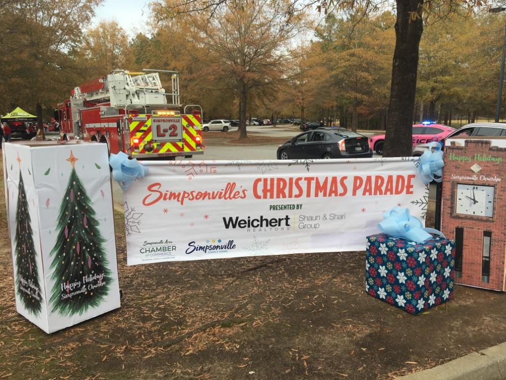 Simpsonville Christmas Parade 2021 Christmas Spirit Reigns The Simpsonville Sentinel